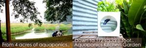 Aquarium Garden Kit – Self Cleaning Fish Tank Grows Plants
