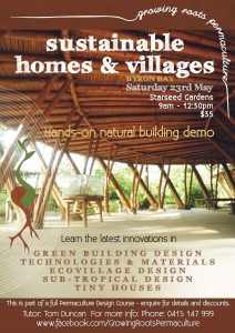Sustainable House and Ecovillage Design