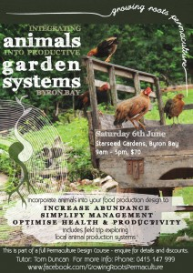 Integrating Animals into Productive Gardens and Farms
